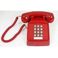 Classic Landline Princess Red Home Desk Phones