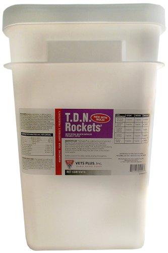 Vets Plus 200-Pack T.D.N. Rockets Horse Supplement by Vet's Plus