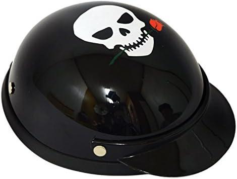 (소형 견 용) SKULL 개 헬멧 (소형 견) (애완 동물 용품) (동물) (ANIMALHELMET) 고양이 스 컬 해골 / (for small dogs) SKULL Dog Helmet (Small Dog) (Pet Supplies) (Animal) (ANIMALHELMET) Cat Skull Skeleton