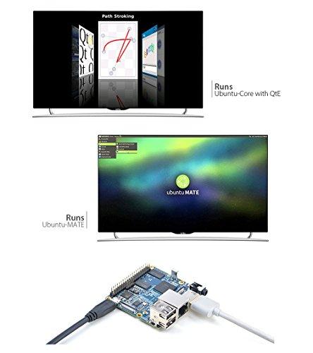 NanoPi A64 Allwinner A64,64 Bit High-performance,Quad-Core