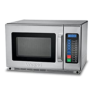 Waring WMO120, Silver Commercial Microwave Oven 3