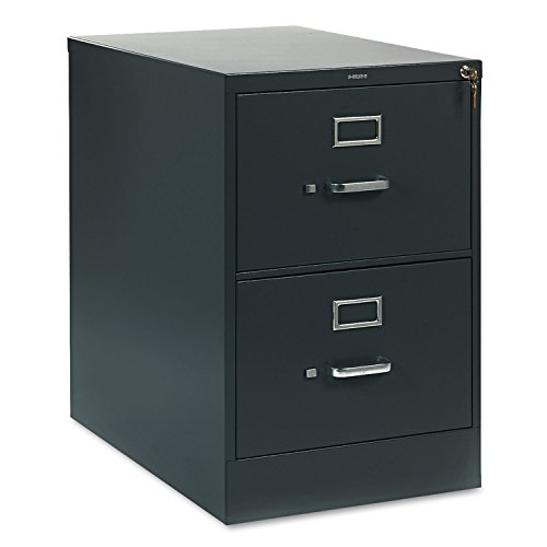 HON The Company H312C.P.S Office Filing 310 Cabinet, 2-Drawer, Charcoal