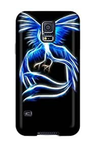 S5 Scratch-proof Protection Case Cover For Galaxy/ Hot Pokemon Phone Case