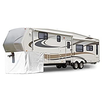 Image of RV Parts & Accessories Adco (3502) Polar White 64' High x 266' Length 5TH Wheel Skirt
