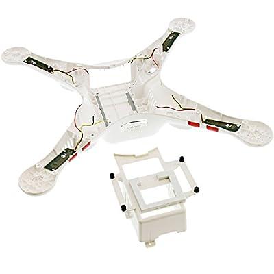 DJI Phantom 3 Standard STD Drone - New Shell (Part 72), New GPS Module (Part 67): Toys & Games