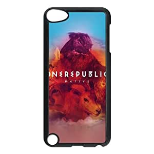 iPod Touch 5 Case Black ac62 one republic band cover art LV7091746