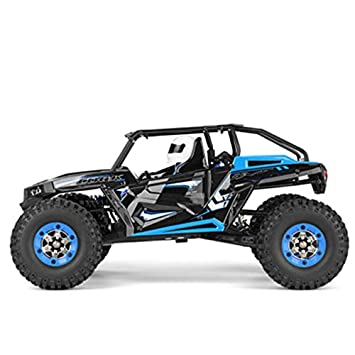 4 Roues Motrices >> Voiture Rc 1 16 4 Roues Motrices Rock Crawlers 4x4 D Entrainement A