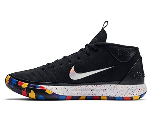 Ad black Multicolor Fitness Kobe Mm Homme 001 Nike Multicolore De Chaussures 85fqnO7