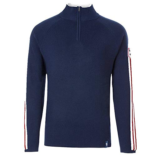 Meister Chase 1/4-Zip Sweater Mens