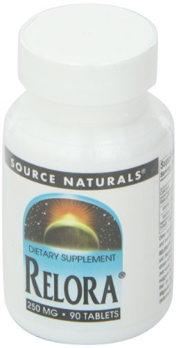 Source Naturals Relora, 250mg, 90 Tablets (Pack of 2) by Source Naturals (Image #5)