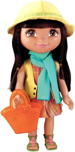 Fisher-Price Dora the Explorer Dress Up Collection Fashions - Beach -