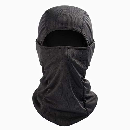 AstroAI Windproof Balaclava Face Mask-UV Protection Dustproof Breathable Mask for Men Women Skiing Cycling Hiking