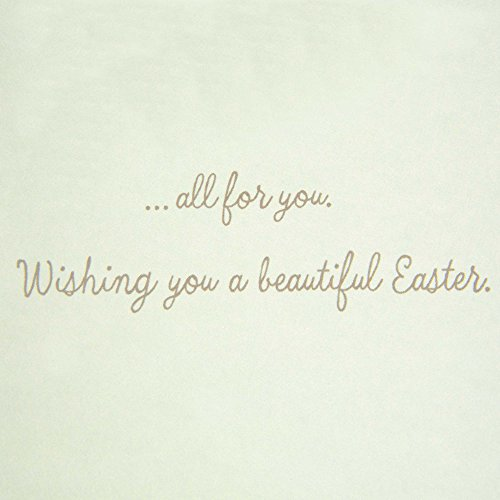 Hallmark Signature Easter Greeting Card (Blessed Wreath) Photo #5