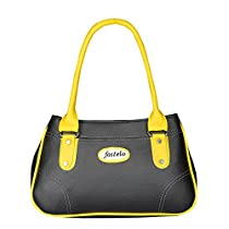 Fostelo Angelia Womens Handbag Black