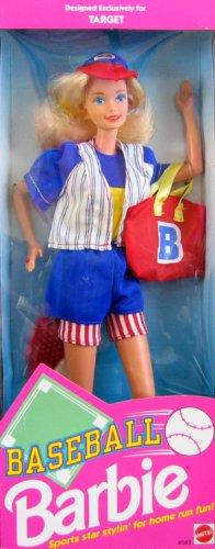 (Baseball Barbie Doll - Target Exclusive)