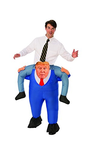 Rubie's Men's Standard Presidential Piggyback, as as Shown Adult]()