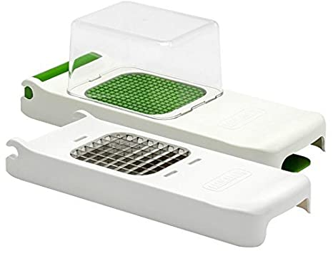 Omtalade Amazon.com: Alligator 2-in-1 Vegetable Chopper Set: Kitchen & Dining SD-43