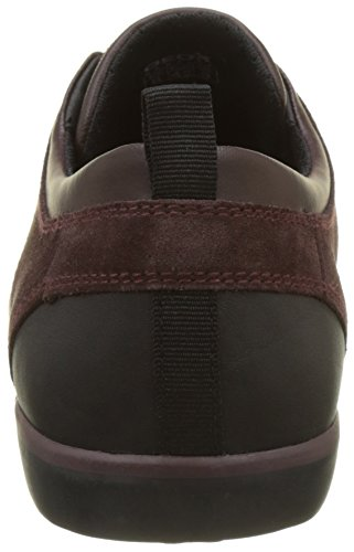 Geox Men's U Smart a Low-Top Sneakers Brown (Dk Burgundy C7357) 24sQuHwk