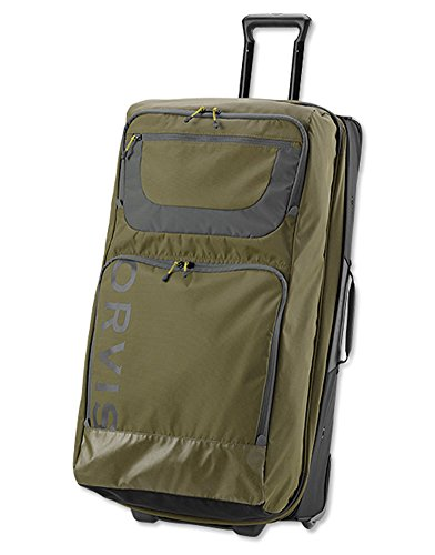 Rolling Vented Duffle - Orvis Safe Passage Vent Rolling Duffle