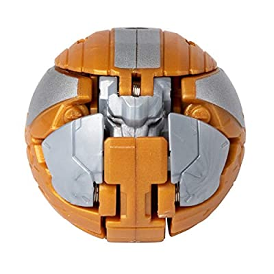 Bakugan Ultra, Aurelus Hydorous, 3-inch Tall Collectible Transforming Creature, for Ages 6 and Up: Toys & Games
