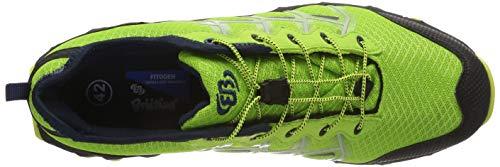 Bruetting 5 3 Unisex Adults' Shoes Marine UK Low Countdown Hiking Rise Yellow Lemon nvnrSx