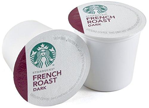 Starbucks French Roast Dark Roast Coffee Keurig K-Cups, 160 Count by Starbucks