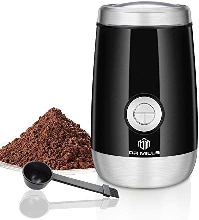 DR MILLS DM-7445 Electric Dried Spice an
