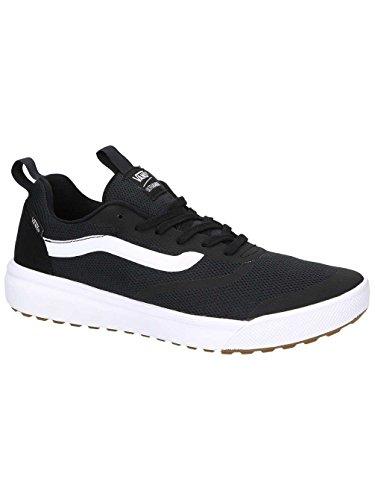 Vans Men's UltraRange Rapidweld Sneaker (12 D(M) US, Black/White)