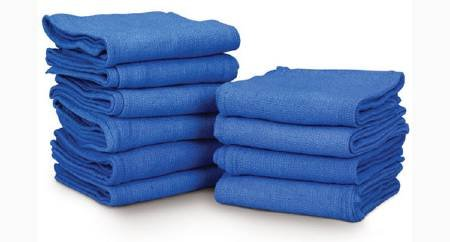 McKesson O.R. Towel Actisorb 17 W X 26 L Inch Blue NonSterile
