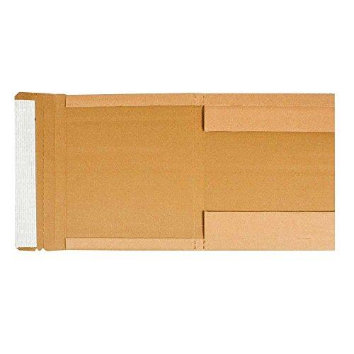 pratt-pra0821-vinyl-record-mailer-kraft-pack-of-25