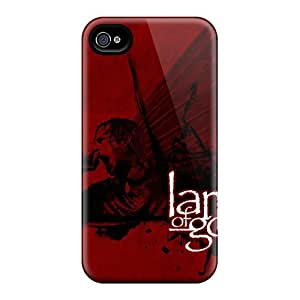 Shockproof Cell-phone Hard Cover For Iphone 6 (EbP9522sFWL) Customized Beautiful Lamb Of God Pictures