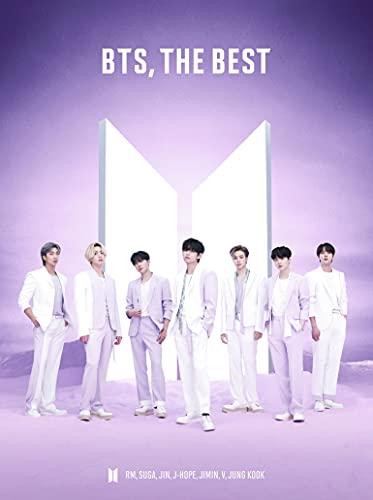BTS, THE BEST (첫 한정반A)(2CD+BLU-RAY)