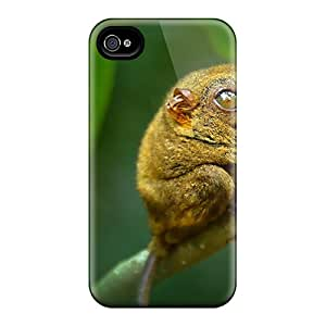 New Arrival Premium 4/4s Cases Covers For Iphone (what Is This Little Monster Tarsier From South-east Asia)