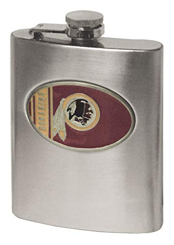 NFL Washington Redskins Hip Flask