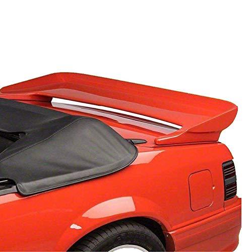 - Kinley Factory Saleen Style Fiberglass Rear Spoiler for Pure FG-648 (Unpainted)