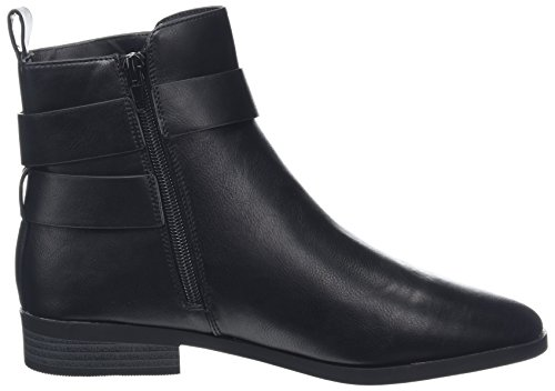 Look Boots Foot Wide New Black Black Women's Chrome TnzOqd4A