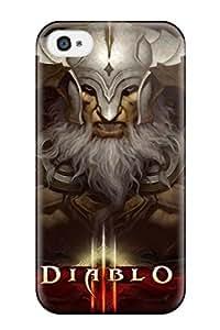 Diy Yourself Cute High Quality iPhone 6 plus 5.5 Attractive Diablo Unlocked KKrBm1u9f9K Exclusive Barbarian case cover
