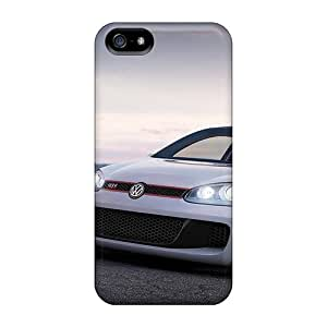 Tpu Case For Iphone 5/5s With Volkswagen Golf W12 650