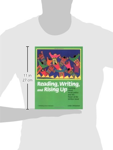 Reading, Writing, and Rising Up: Teaching About Social Justice and the Power of the Written Word by Brand: Rethinking Schools Ltd