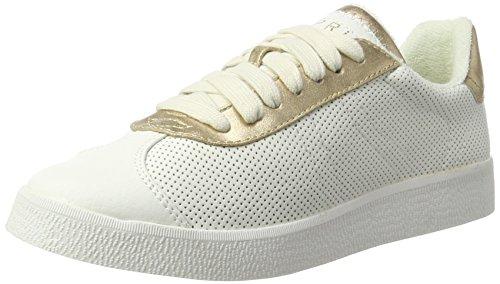 Esprit Ladies Gweneth Lu Sneaker White (bianco)