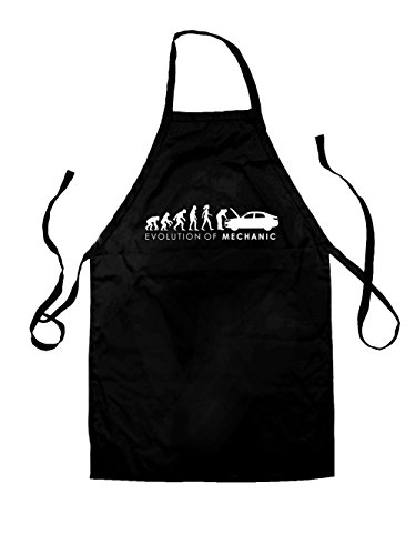 Le'Go I Can't - Unisex Kids Fit Apron - Black - 7-10 Years by Dressdown