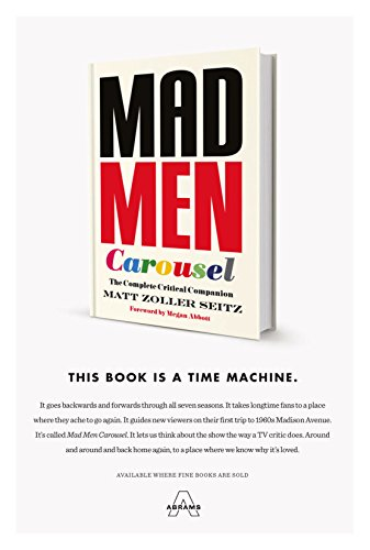 Mad men carousel the complete critical companion english edition mad men carousel the complete critical companion english edition por seitz fandeluxe