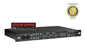 Focusrite Saffire Pro 40 IO Firewire Audio Interface with Red Plug-Ins and 1 Year Free Extended Warranty