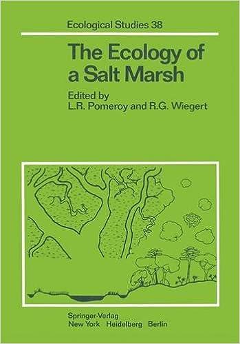 The Ecology of a Salt Marsh (Ecological Studies)
