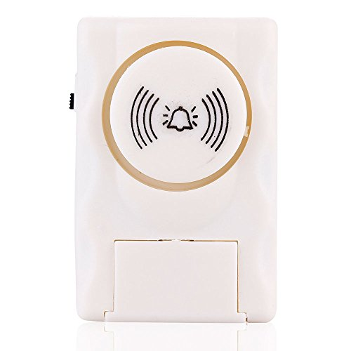 Mengshen 5-Pack Wireless Security Window Door Entry Alarm Loud Speaker Magnetic Control Burglar Alarm MS-M66 (pack of 5)