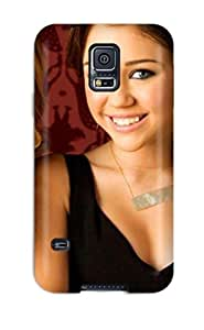 Cute Tpu JessicaBMcrae Miley Cyrus9 Case Cover For Galaxy S5