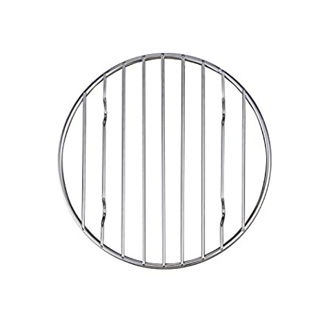 Mrs. Anderson's Baking Multi-Purpose Chrome Wire Cooling Rack, 9 ¼ -Inch