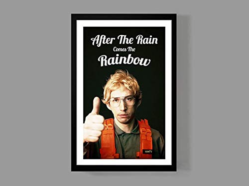 MugKD LLC Kylo Ren After The Rain Comes The Rainbow Funny Poster Gift for Men Woman [No Framed] Poster Home Art Wall Posters