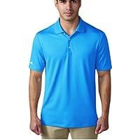 adidas Performance Camiseta Polo de Manga Corta de Golf, Hombre