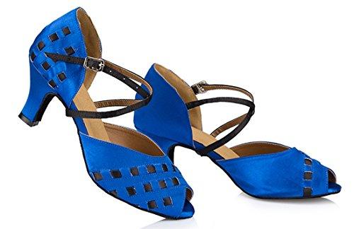 Donna Joymod 6cm Jazz Heel MGM Blue Moderno e IOcwqdAq